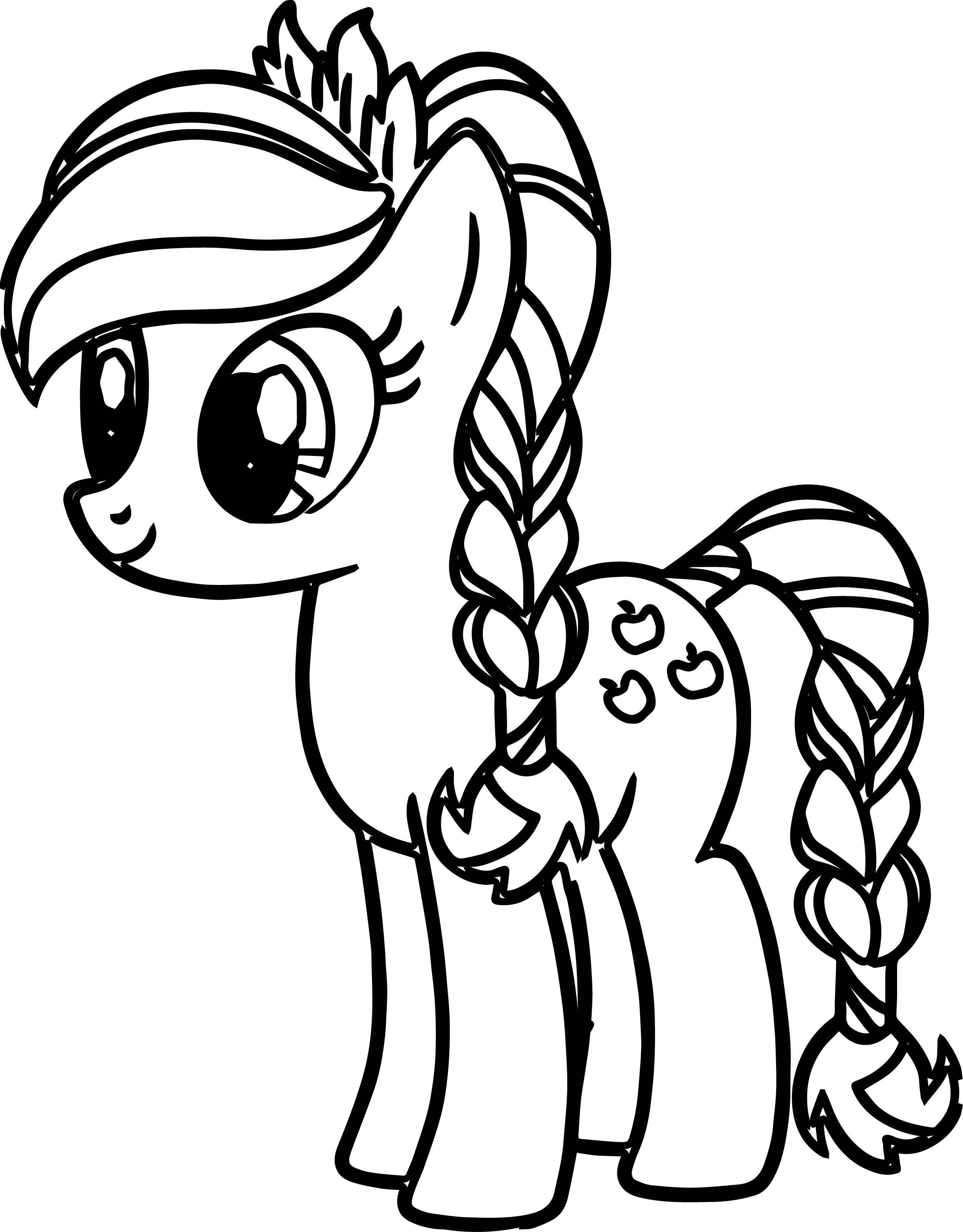 printable my little pony my little pony coloring pages my printable little pony