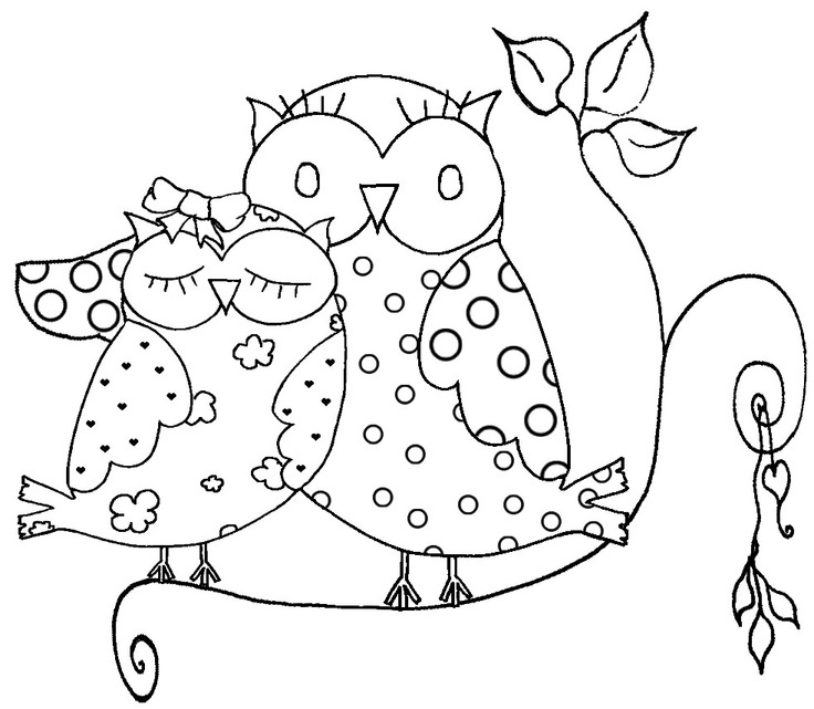 printable owl images 10 difficult owl coloring page for adults owl images printable