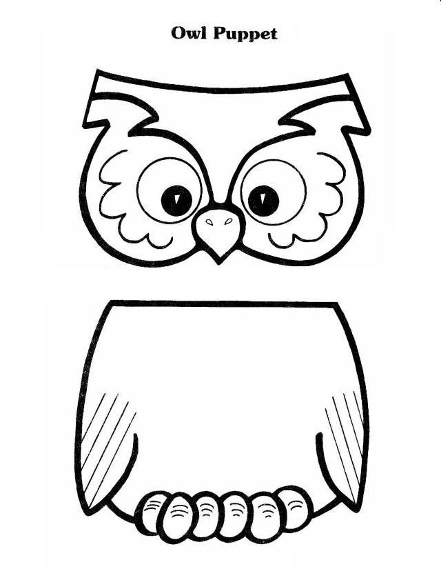 printable owl images owl stencil printable coloring home images owl printable