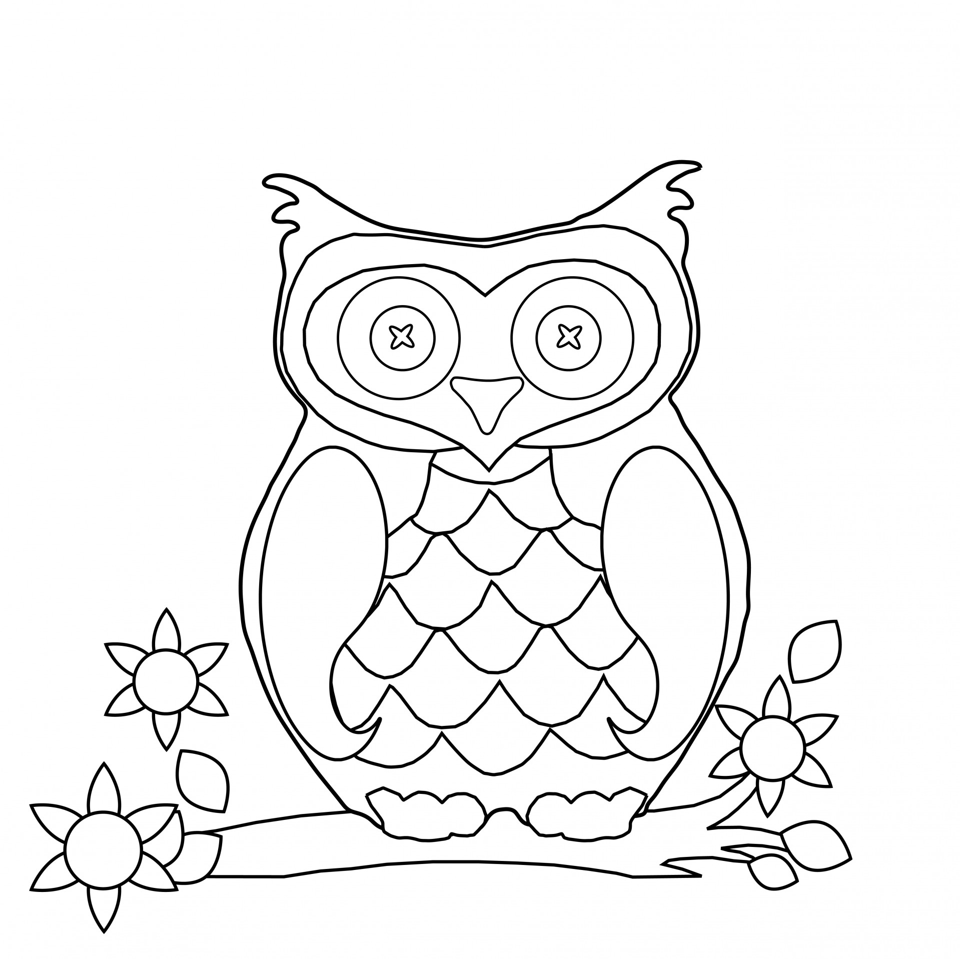 printable pages to color free easy to print owl coloring pages tulamama color pages printable to