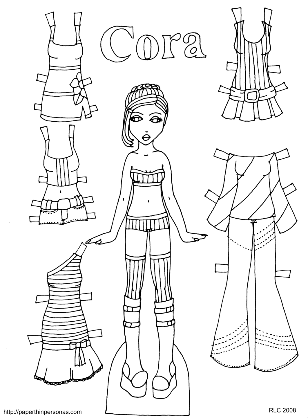 printable paper doll printable paper doll maiden of the north printable doll paper