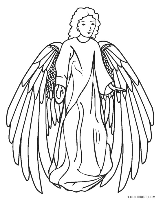 printable pictures of angels 3 best images of free printable angel crafts printable printable of pictures angels