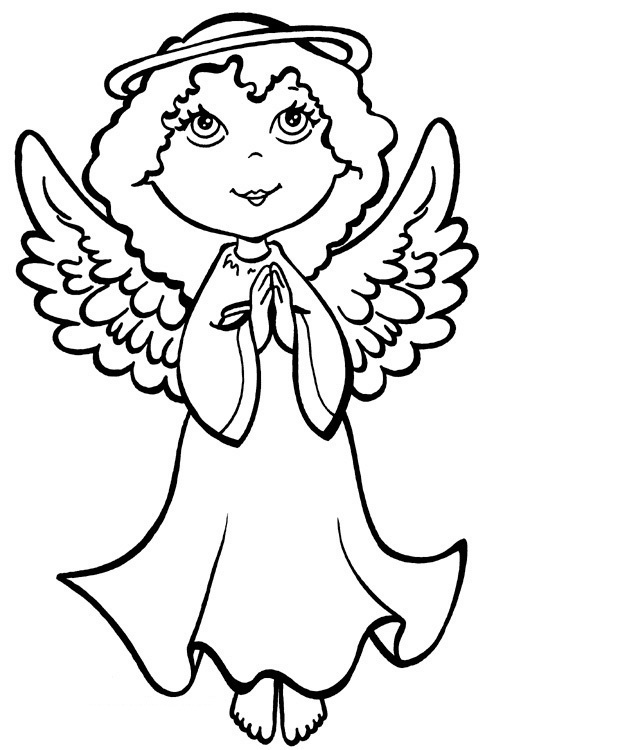 printable pictures of angels angel coloring pages angels printable pictures of