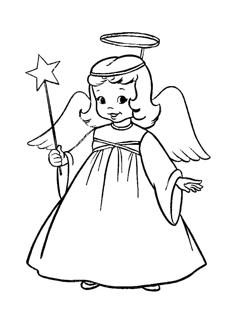 Printable pictures of angels
