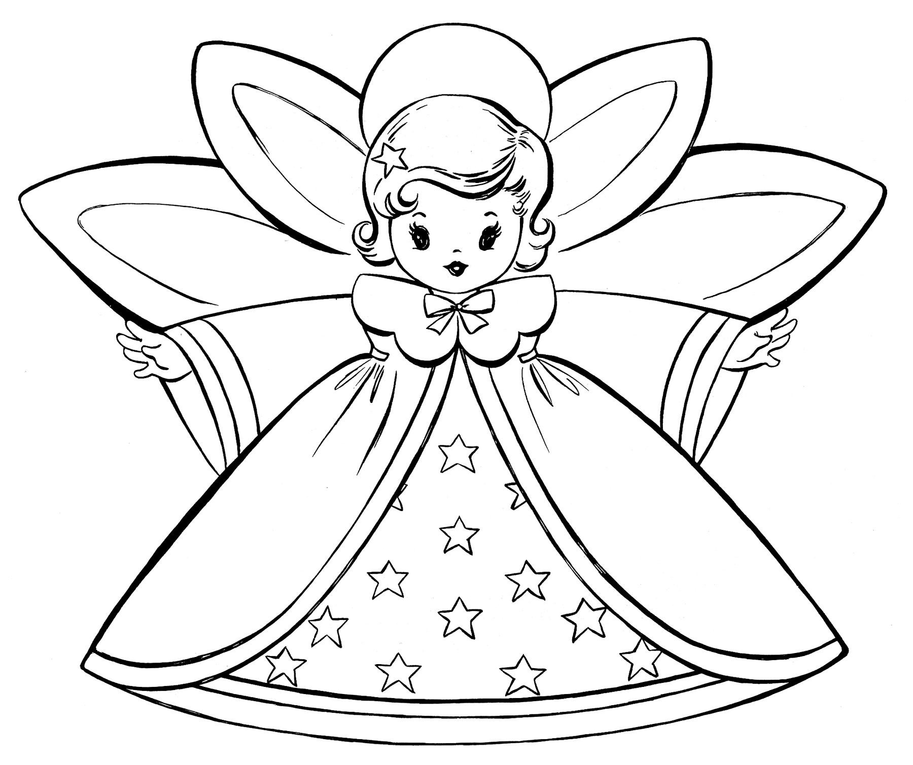printable pictures of angels christmas angel coloring pages free printable christmas pictures printable angels of