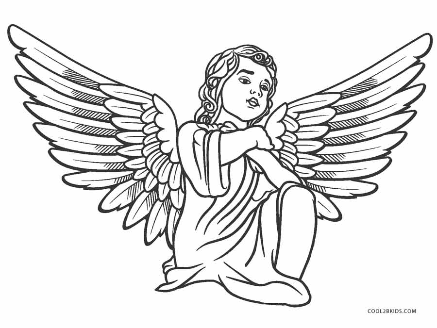 printable pictures of angels free printable angel coloring pages for kids angels of printable pictures