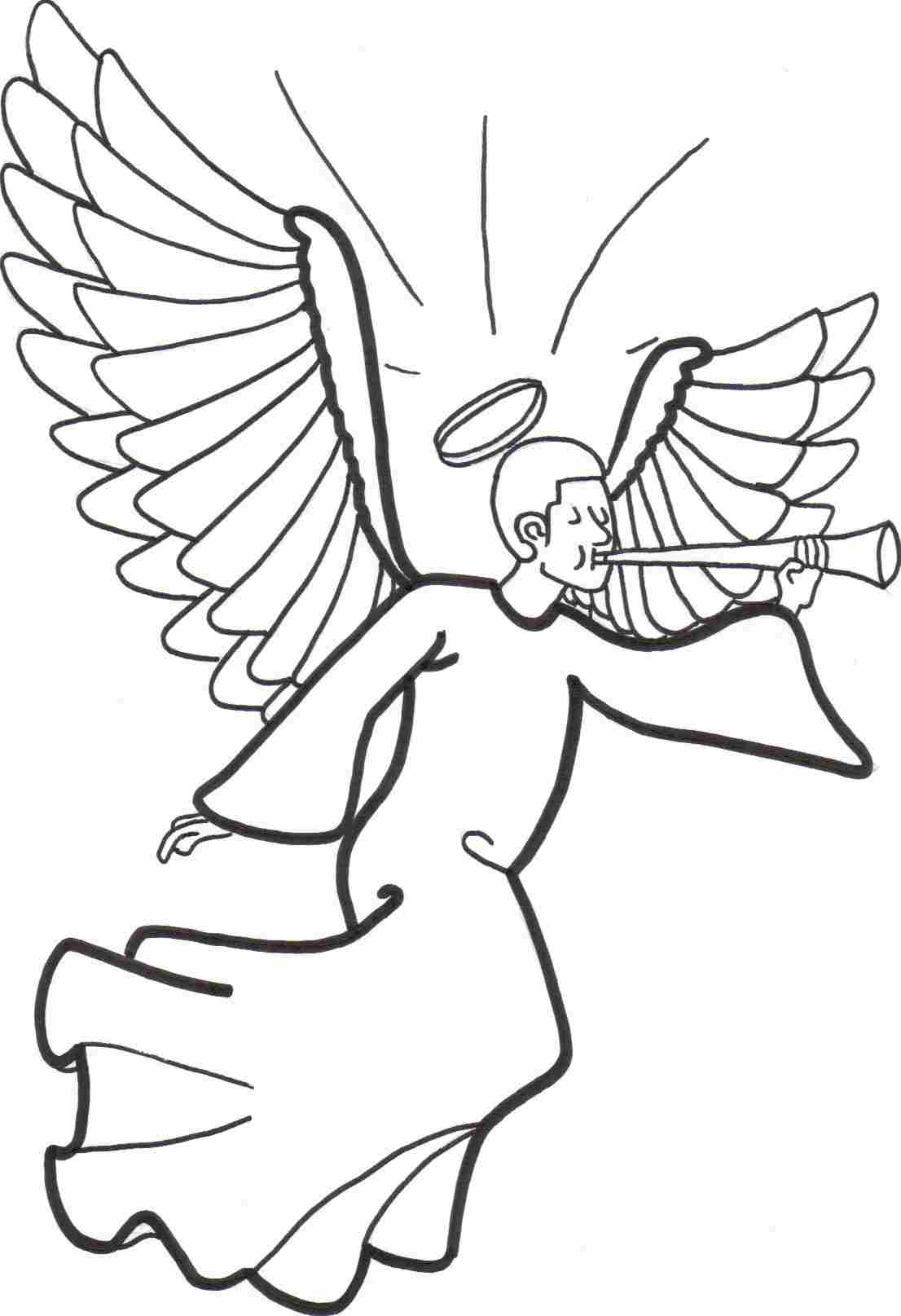 printable pictures of angels free printable angel coloring pages for kids pictures printable angels of