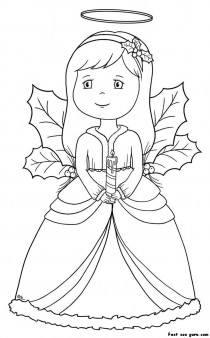 printable pictures of angels free printable angel coloring pages for kids printable of angels pictures 1 1