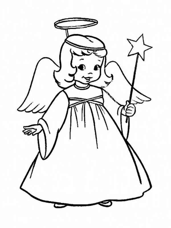 printable pictures of angels realistic angel coloring pages at getcoloringscom free pictures angels printable of