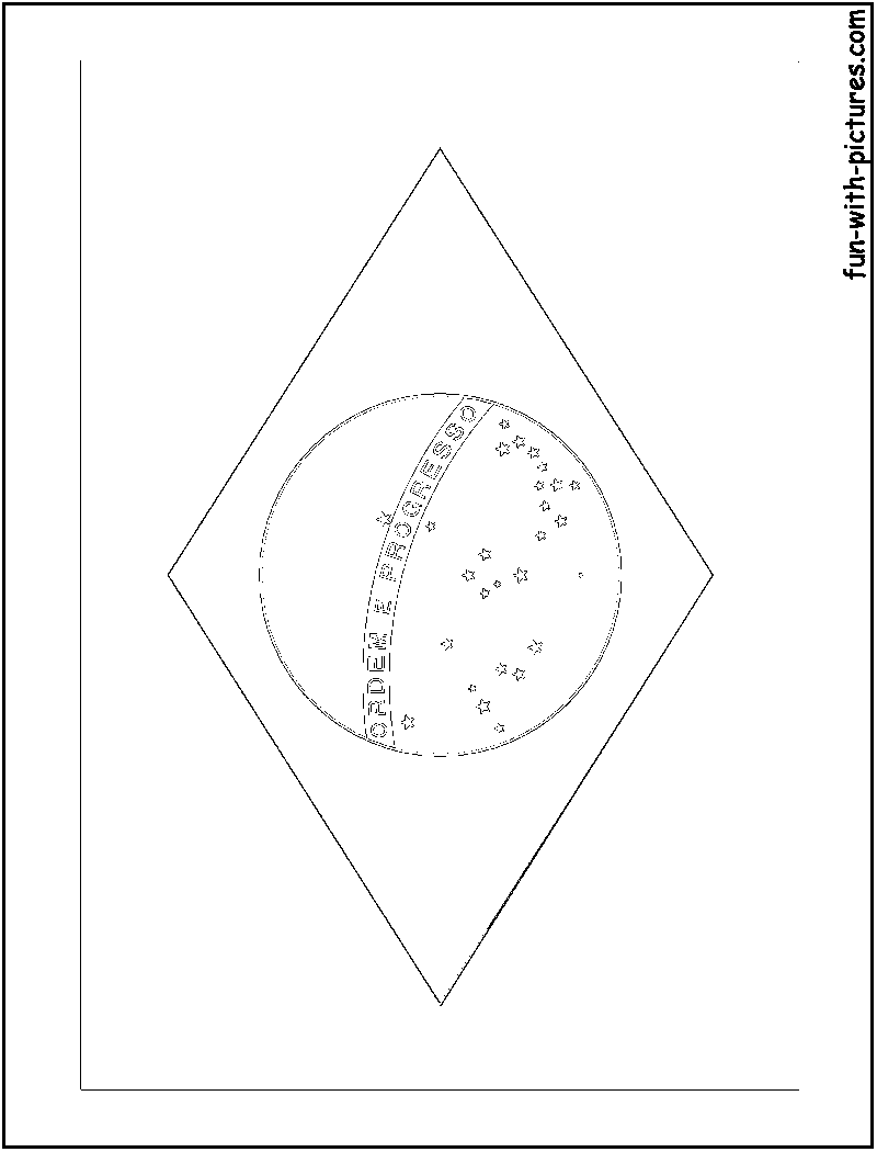printable pictures of brazil flag brazil coloring pages to download and print for free flag pictures printable brazil of