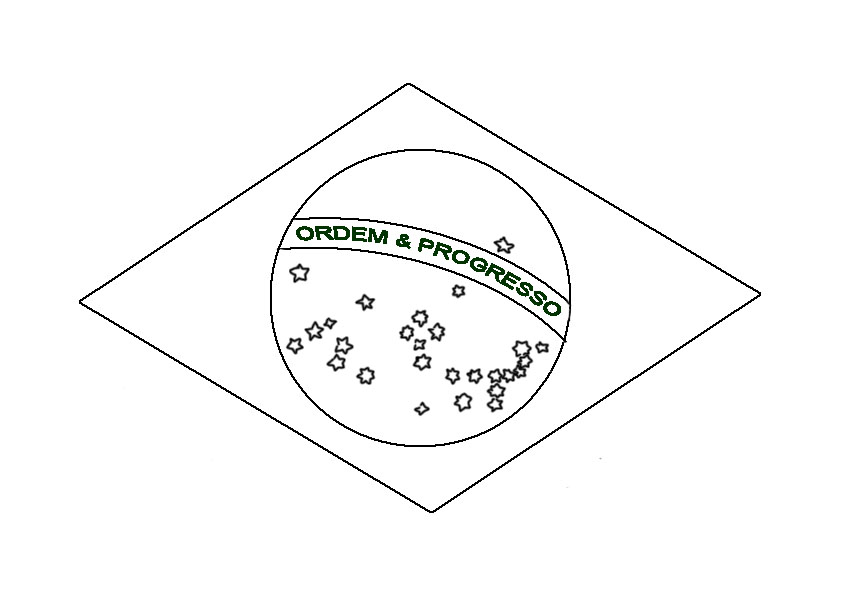 printable pictures of brazil flag flag of brazil 2009 clipart etc pictures flag brazil printable of