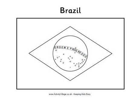 printable pictures of brazil flag printable brazil flag coloring worksheet flag images and of brazil pictures printable flag
