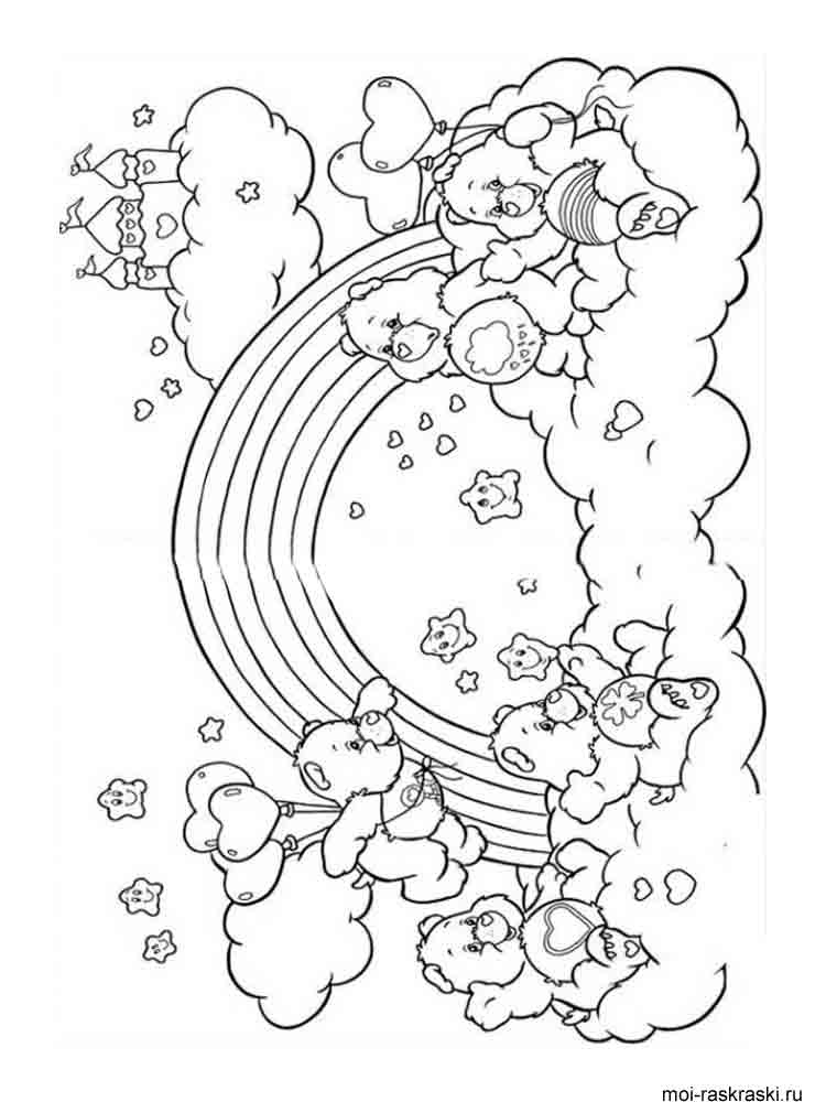 printable rainbow coloring page rainbow coloring pages download and print rainbow rainbow printable page coloring