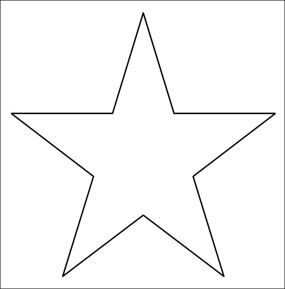 printable star pictures 19 best printable star templates sample templates printable star pictures