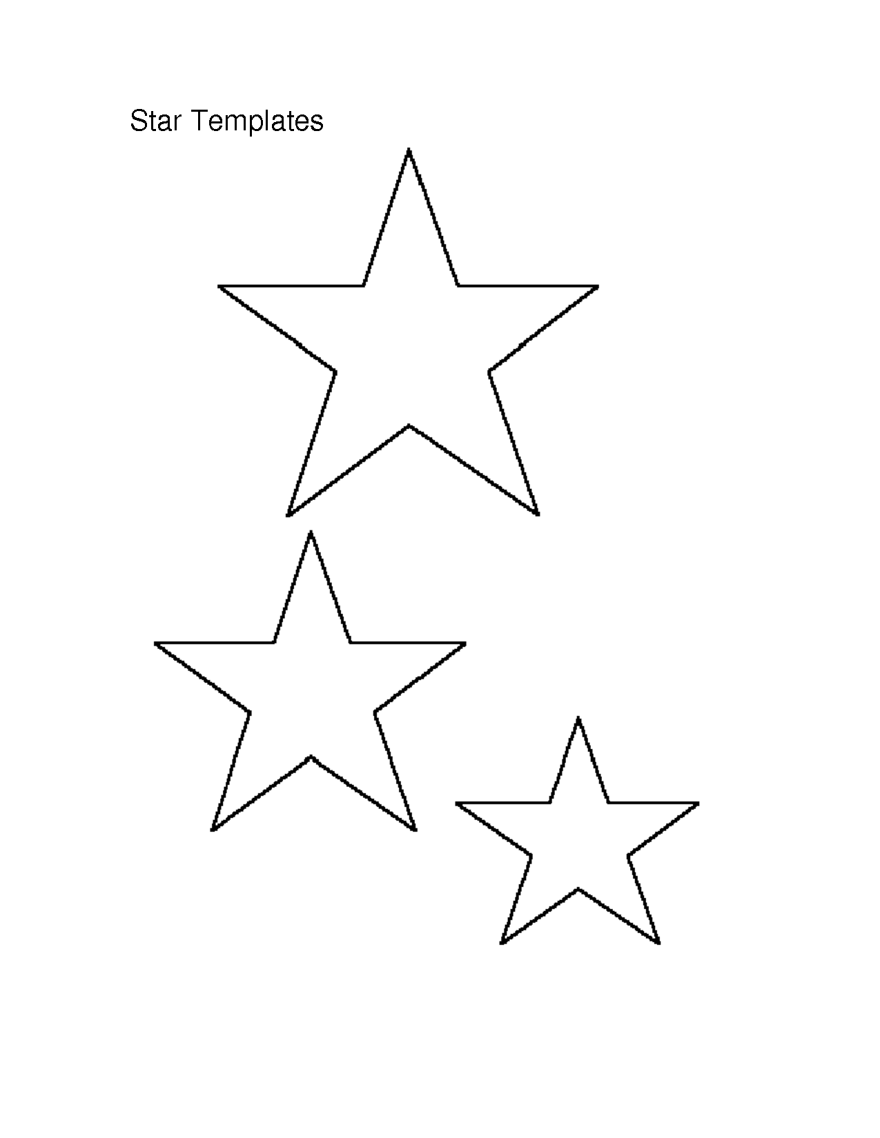 printable star pictures 5 best images of large star stencil printable large star printable star pictures