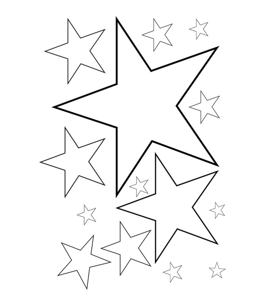 printable star pictures 7 best images of free printable star templates large star printable pictures