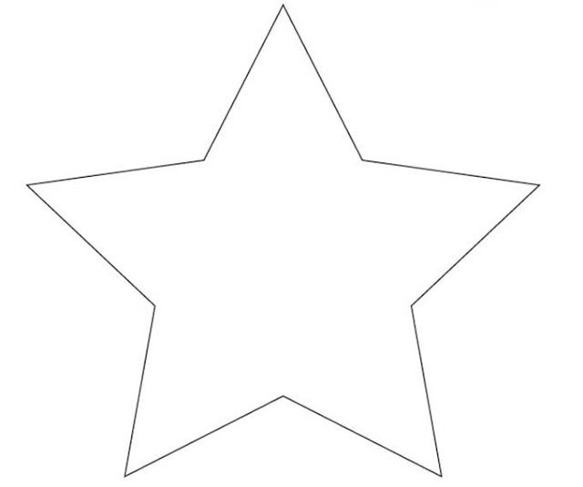 printable star pictures 9 best big star template printable printableecom star printable pictures
