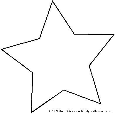 printable star pictures 9 best big star template printable printableecom star printable pictures 1 1