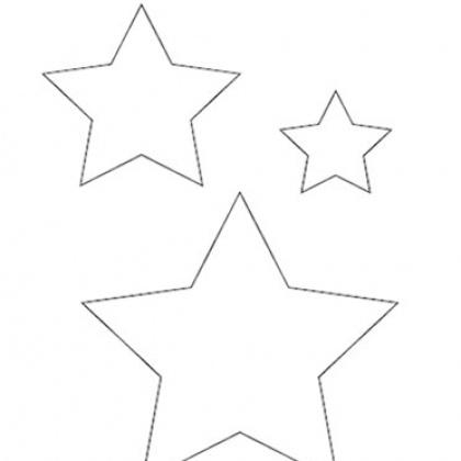 printable star pictures 9 best images of printable star pattern for flag star pictures printable
