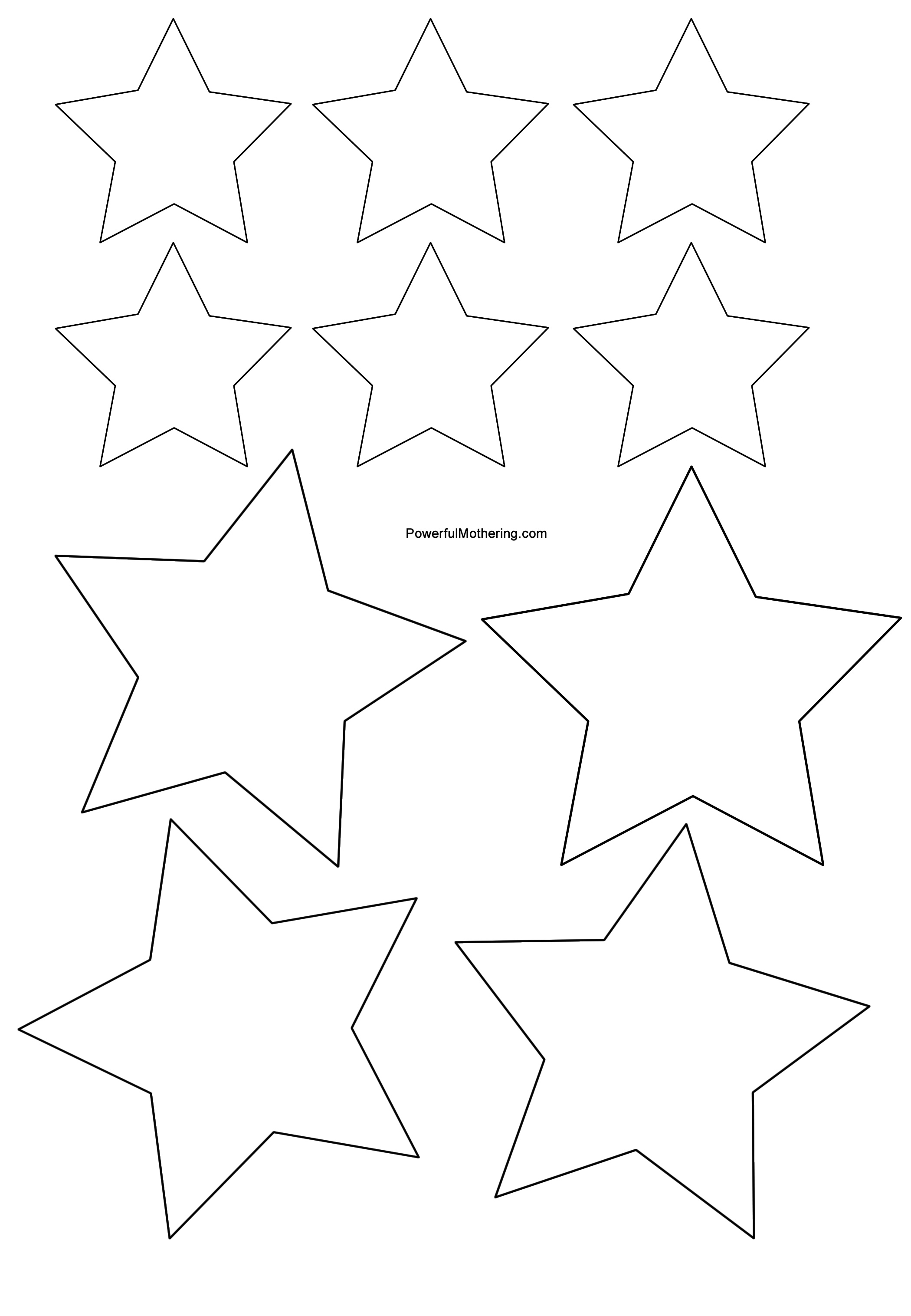 printable star pictures gingerbread men christmas tree and star printables star printable pictures