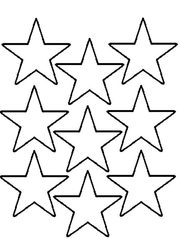 printable star pictures stars coloring pages multi stars print coloring pages 1 star printable pictures