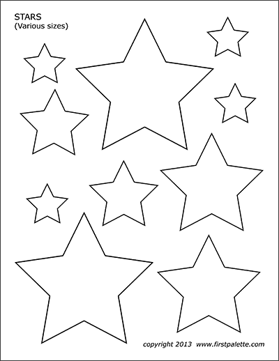 printable star pictures stars free printable templates coloring pages star pictures printable