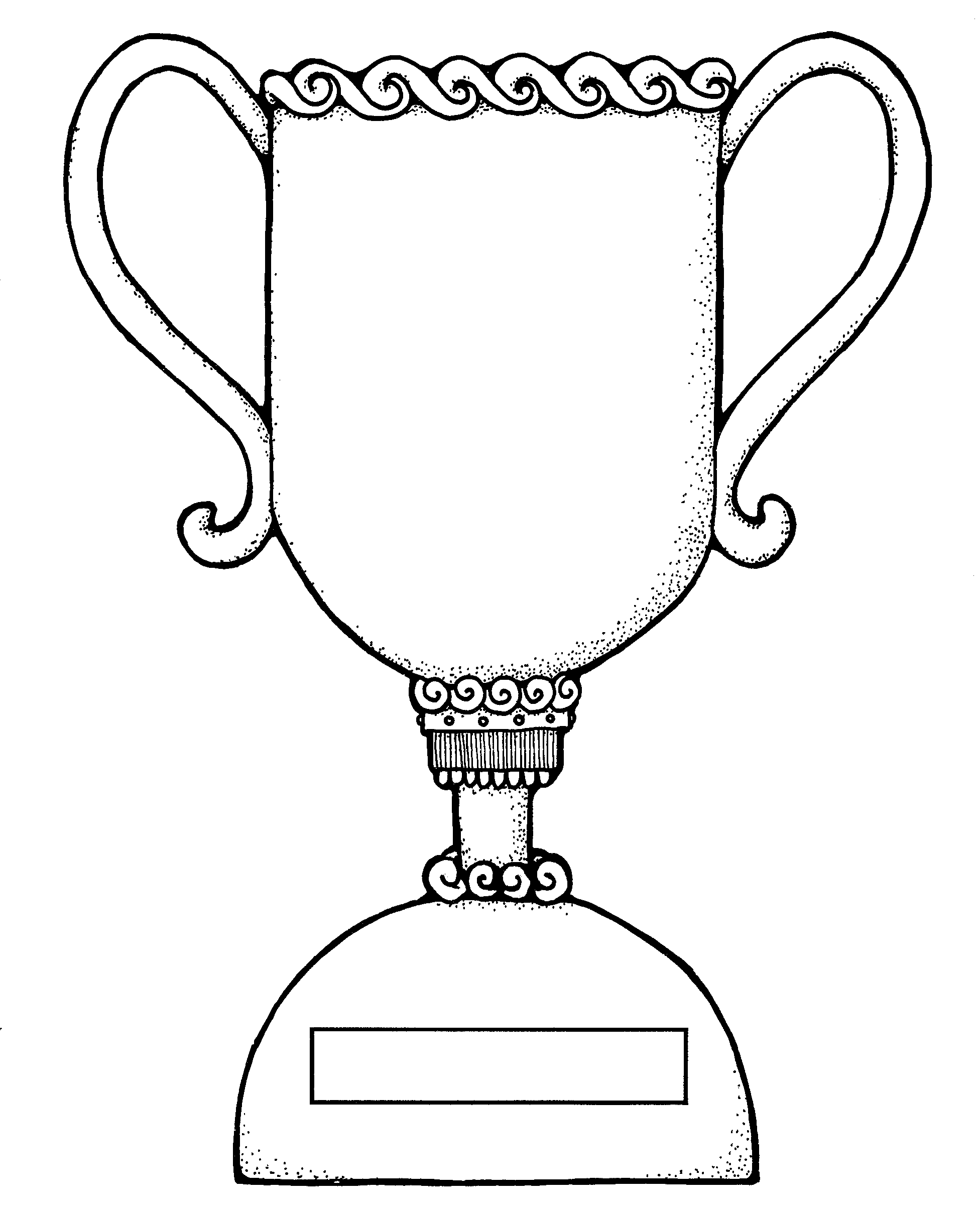 printable trophy free sports cup cliparts download free clip art free trophy printable