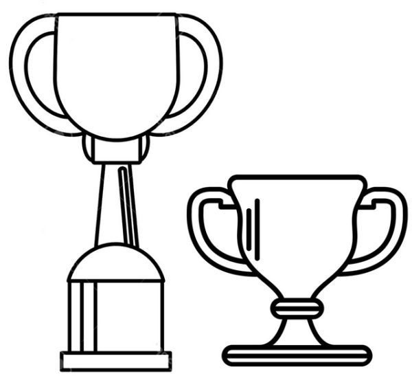 printable trophy trophy template clipart best printable trophy