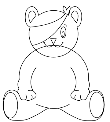 pudsey bear colouring in children in need pudsey bear coloring pagetoby39s children bear colouring pudsey in