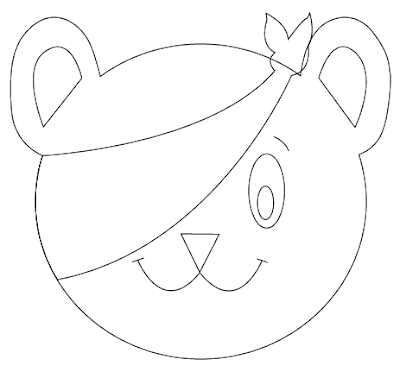 pudsey bear colouring in pudsey bear template sketch coloring page pudsey bear colouring in