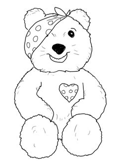 pudsey bear colouring pudsey bear 2015 google search things to try colouring pudsey bear