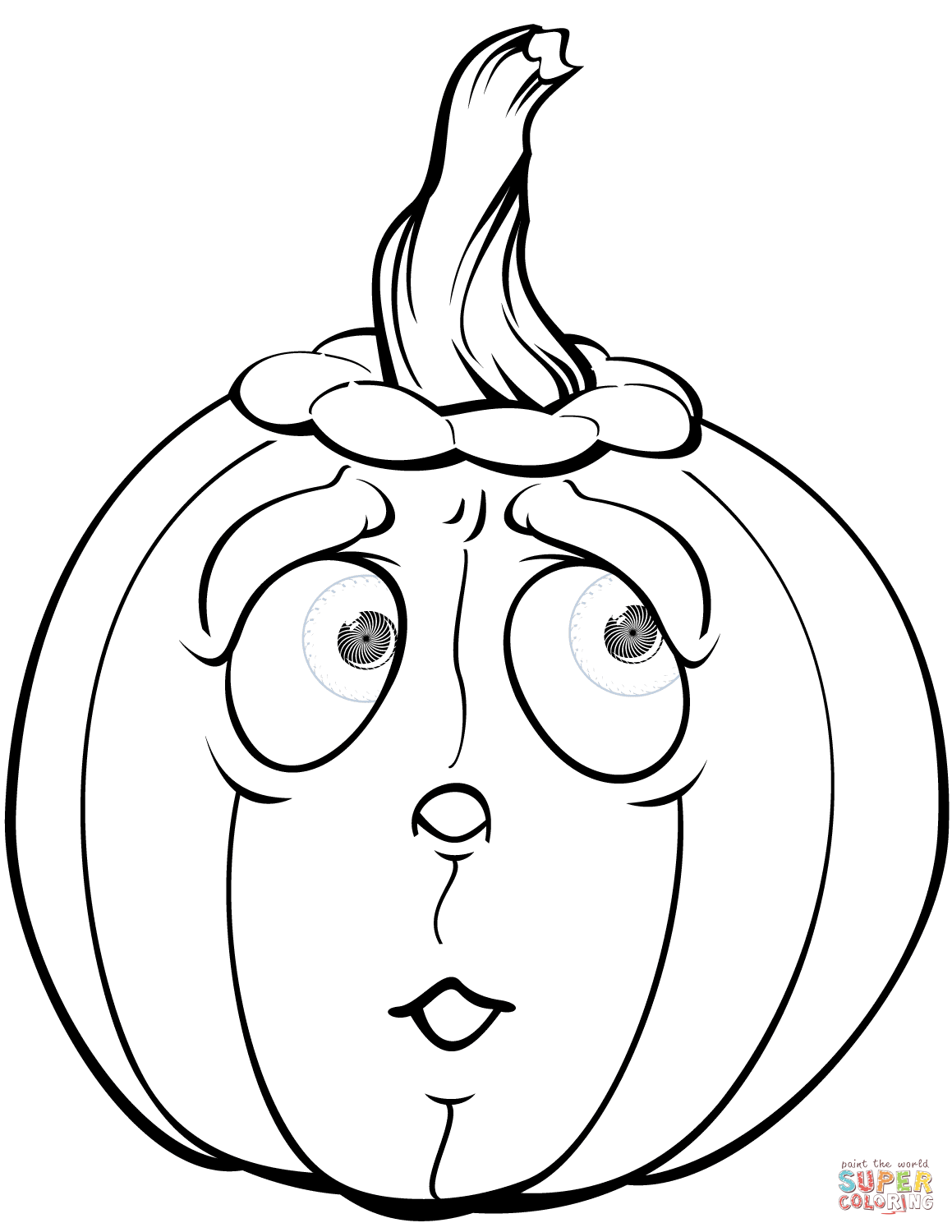 pumpkin coloring pages free printable free printable pumpkin coloring pages for kids free coloring printable pumpkin pages