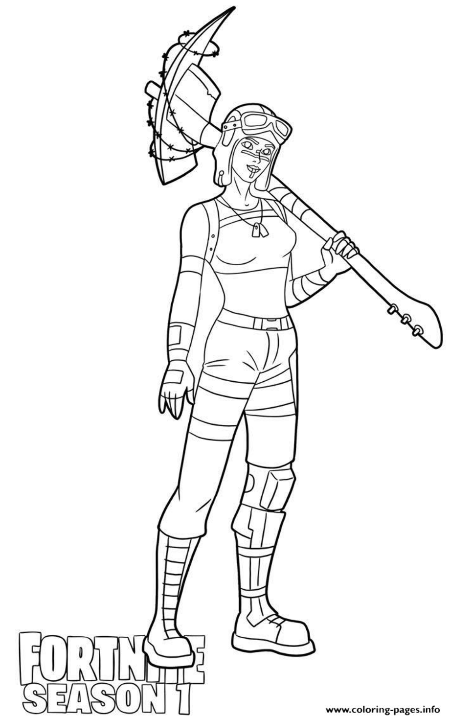 raiders coloring pages download high quality renegade raider clipart fortnite coloring raiders pages