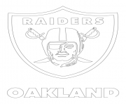 raiders coloring pages oakland raiders logo coloring pages sketch coloring page coloring raiders pages