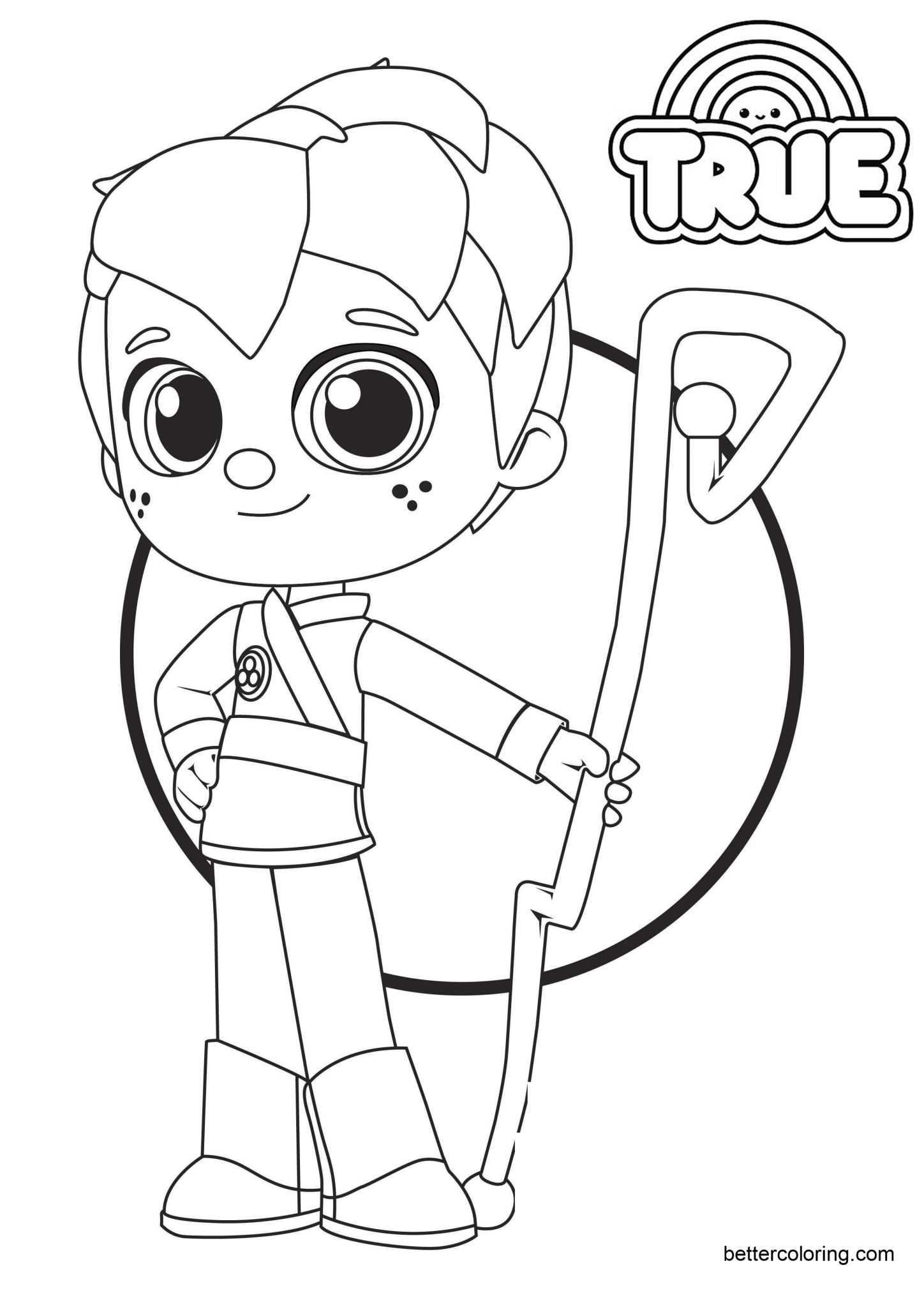 rainbow kingdom coloring pages 52 free printable true and the rainbow kingdom coloring pages coloring rainbow kingdom