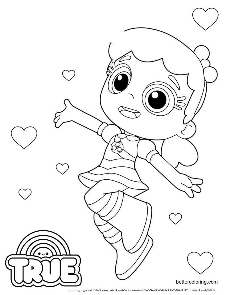 rainbow kingdom coloring pages wishes from true and the rainbow kingdom coloring pages coloring rainbow pages kingdom