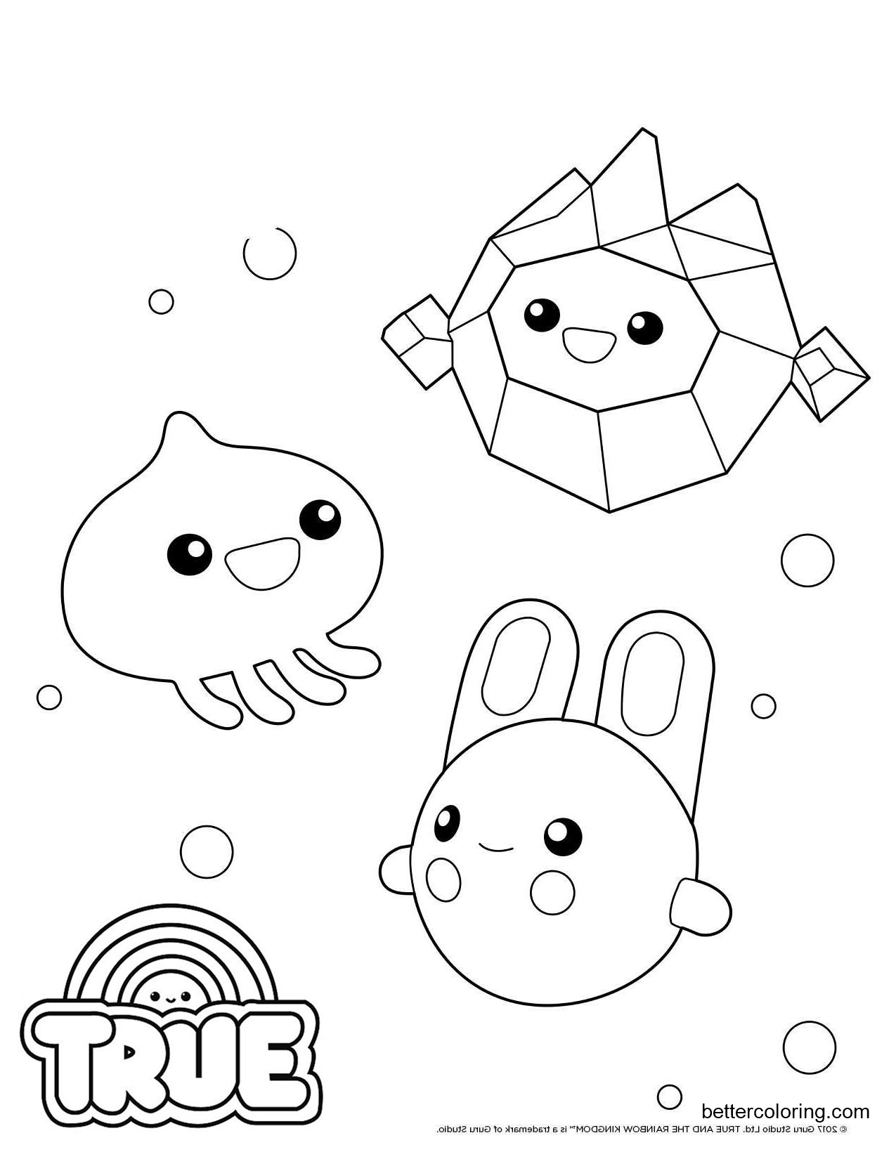 rainbow kingdom coloring pages zee from true and the rainbow kingdom coloring pages pages kingdom rainbow coloring