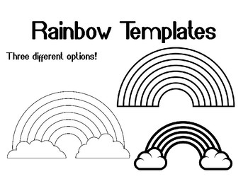 rainbow outline coloring page drawing rainbow outline printable for free neo coloring rainbow coloring outline page