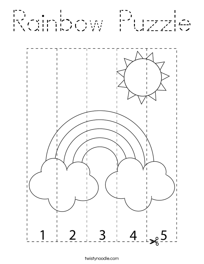 rainbow outline coloring page rainbow outline vectors photos and psd files free download rainbow coloring page outline