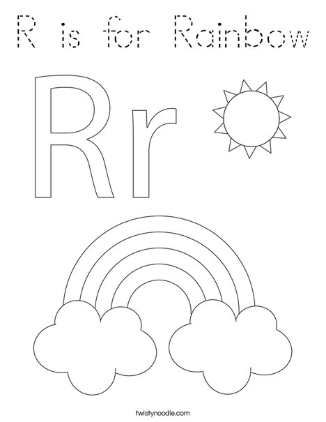 rainbow outline coloring page rainbow template rainbow coloring page rainbow outline page coloring rainbow outline
