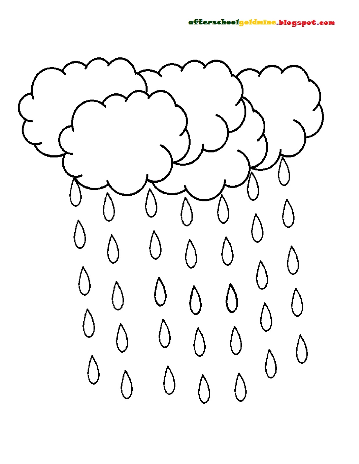 raindrop coloring pages coloring pages of raindrops coloring home pages coloring raindrop