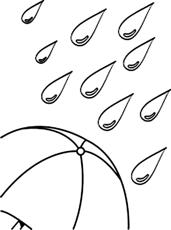 raindrop coloring pages picture of raindrop coloring page color luna pages coloring raindrop