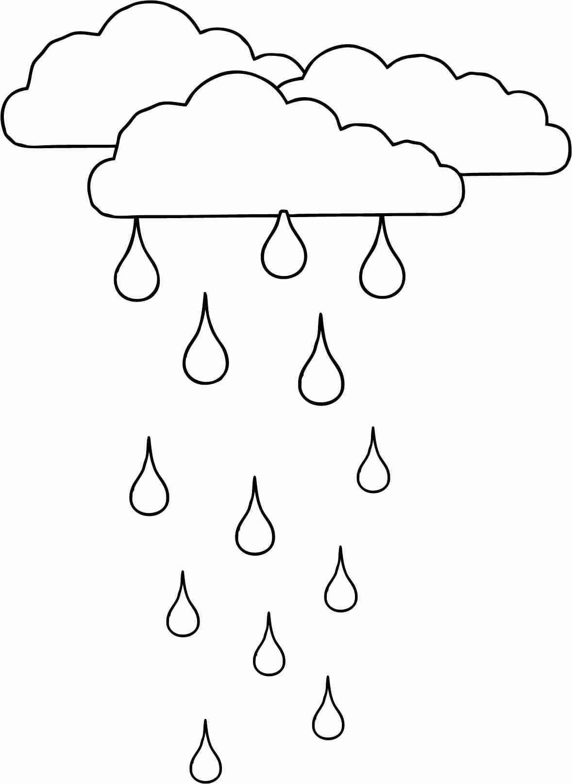 raindrop coloring pages raindrop coloring page educative printable pages coloring raindrop