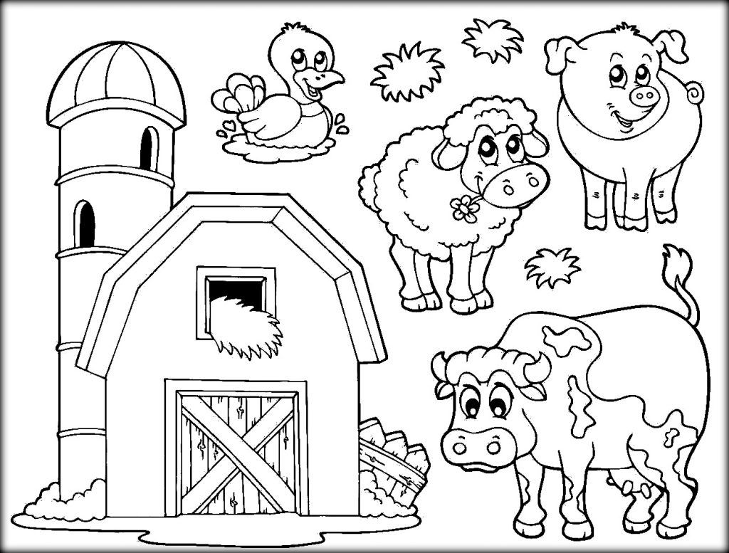 ranch coloring pages coloring pages for adults rural countryside farm mansion pages coloring ranch