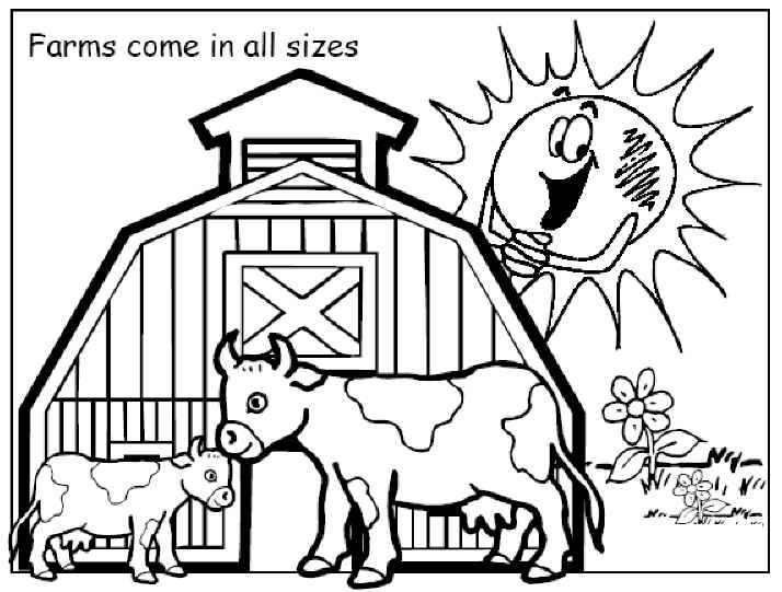 ranch coloring pages farm coloring pages coloring pages to download and print pages coloring ranch