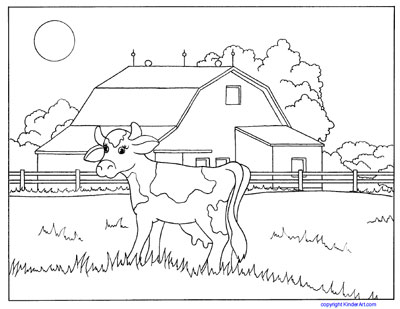 ranch coloring pages farm equipment coloring pages at getcoloringscom free coloring ranch pages