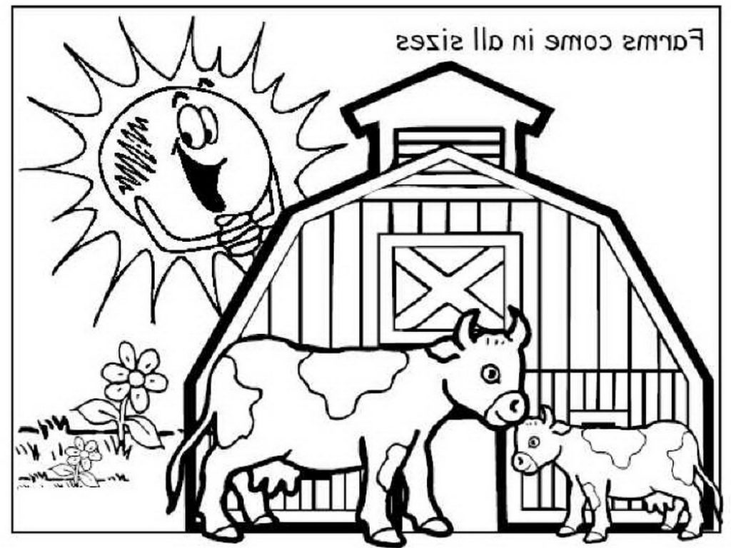ranch coloring pages farm house coloring pages at getcoloringscom free pages ranch coloring