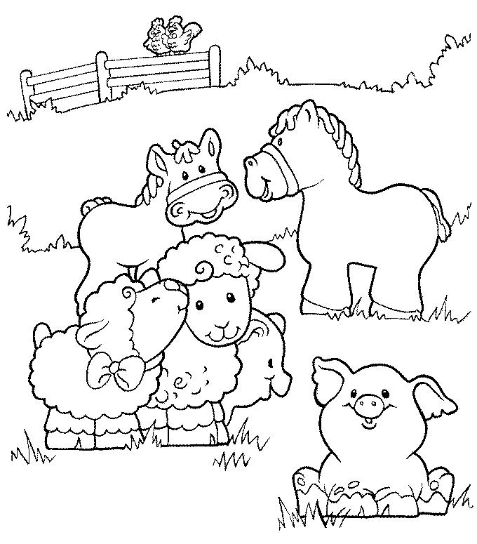 ranch coloring pages free printable farm animal coloring pages for kids pages ranch coloring