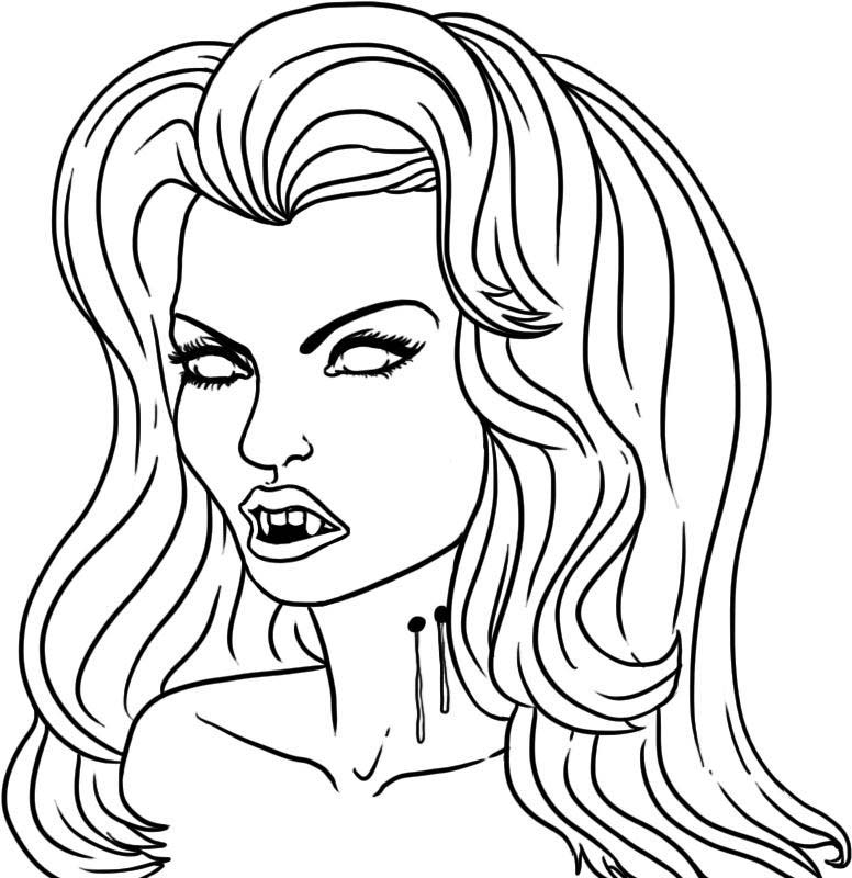 realistic printable vampire coloring pages count dracula vampire coloring page halloween cookies vampire coloring realistic printable pages