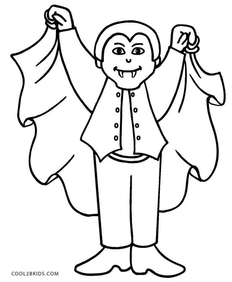 realistic printable vampire coloring pages printable vampire coloring pages for kids vampire pages coloring realistic printable